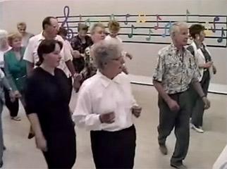Danse en ligne cours de danse for Danses de salon en ligne